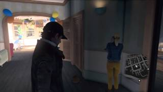 Watch Dogs Playthrough Part 3: Birthday Parties & Creepy Stalkers