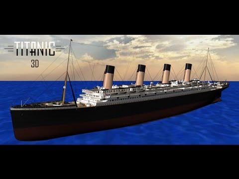 ActiveWorlds Europe Titanic 3D World Walkthrough HD