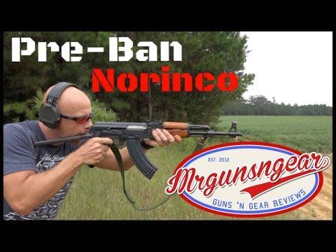 Pre-Ban Norinco Chinese AK-47 Underfolder Review (HD)