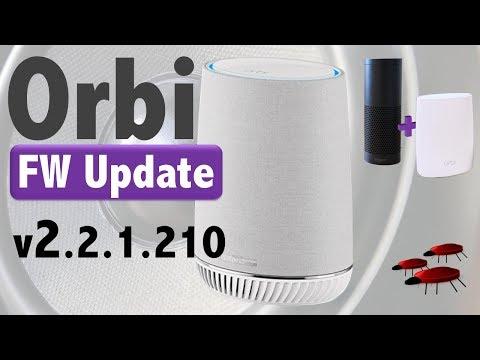 Netgear Orbi Voice | FW v2 2 1 210 | App Update - YouTube
