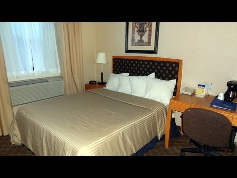 New York - Best Western Convention Center Hotel: Bedroom
