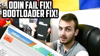 Galaxy S8/S8+ Odin FAIL, BOOTLOOP, BOOTLOADER FIX!