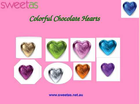 Get Chocolate Hearts Online By Sweet As