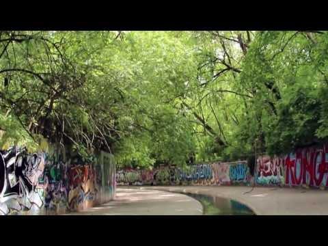 Cincinnati Ohio Graffiti Street-Art Creek (Montage/Mix)