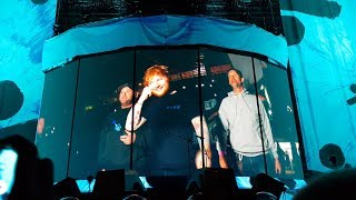Castle On The Hill - Ed Sheeran Live in Auckland 25 March 2018 (Opening Song)