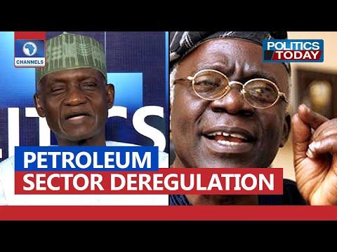 Falana, Ex-Minister Review Buhari's Petroleum Deregulation Policy