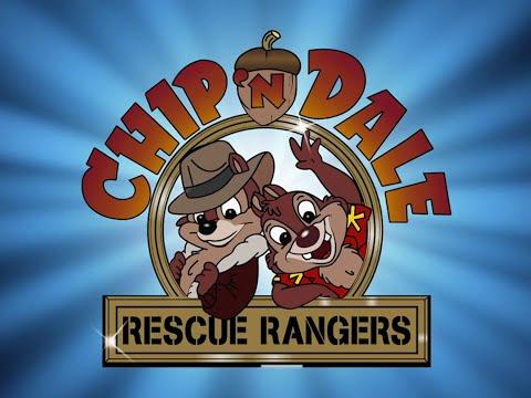 Чип и дейл мультфильм чип и дейл спешат на помощь все серии подряд