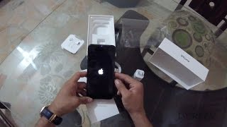 Iphone 7 plus Colombia Unboxing and test. Modelo A1784