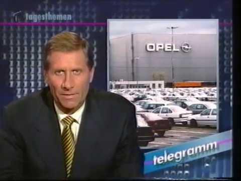 ARD tagesthemen telegramm (1995)
