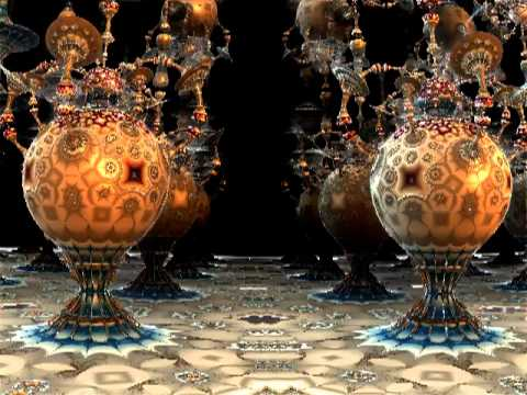 Dreams of Change - Mandelbulb 3d
