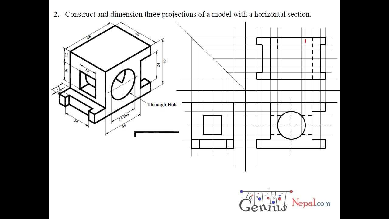 862069918 moreover Iso2 besides Drawing and sketching together with Contemporary Architecture Section Is Generator further 2014 04 01 archive. on technical drawing projection