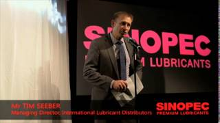 ILD-Sinopec Tulux and Justar Product Launch Highlight (Melbourne), 31 July 2014