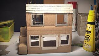 Miniature Tutorial: bunkbed. PART 1 Miniatur Etagenbett