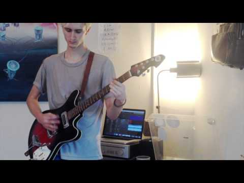 Tame Impala - Wander - Guitar Cover