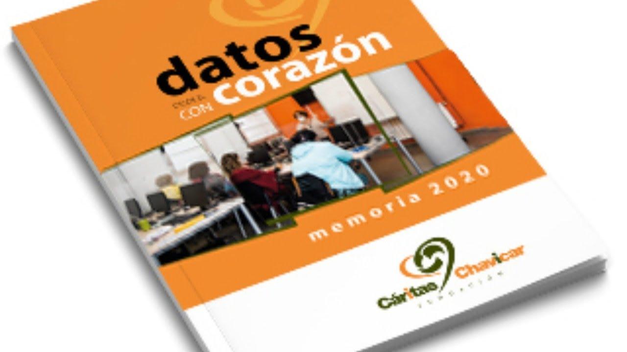 Fundación Cáritas Chavicar promovió en 2020 el acceso al empleo de 264 personas