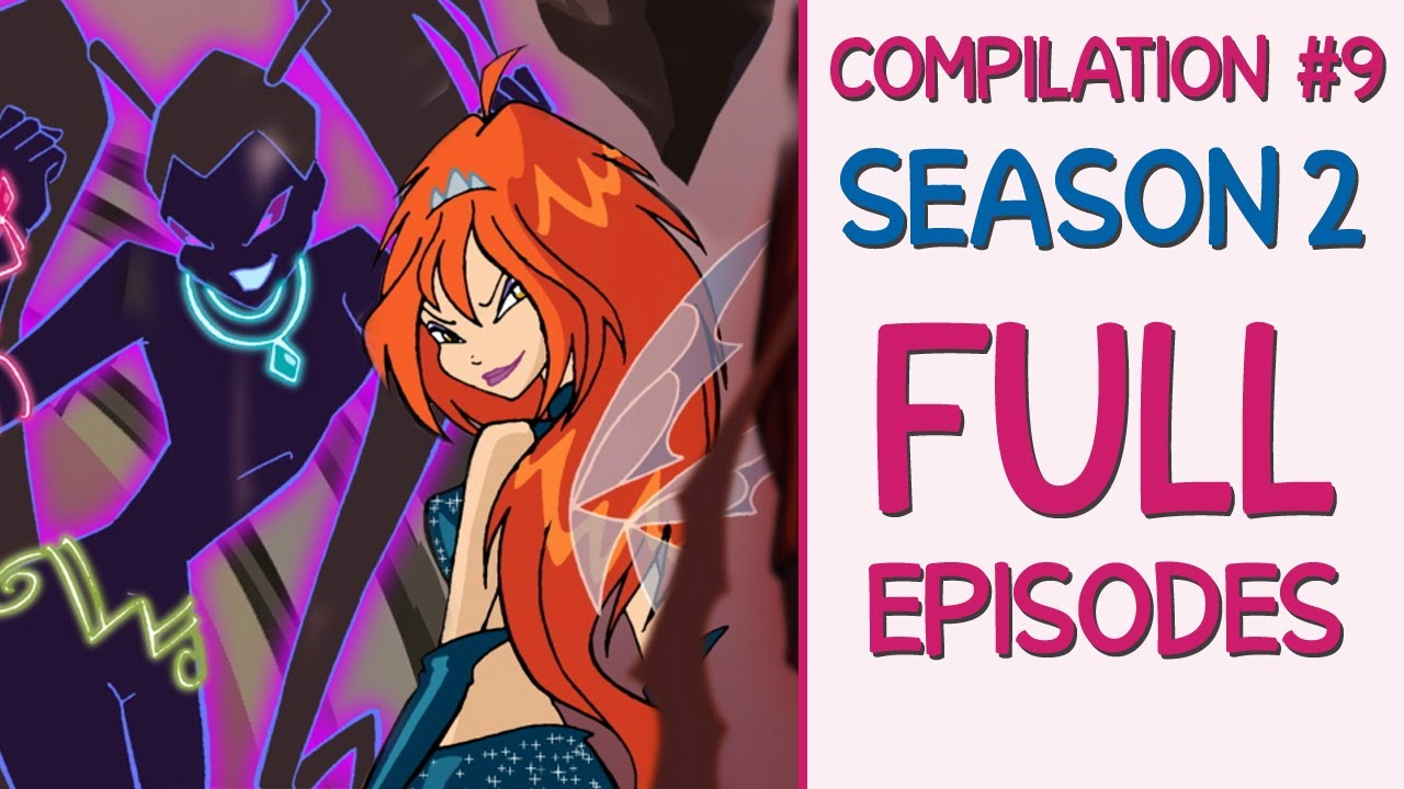 Download Winx Club - Season 2 Full Episodes [25-26] REMASTERED - Best Quality!