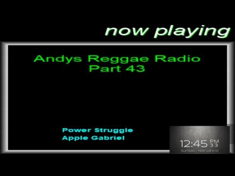 Andys Reggae Radio-Part 43