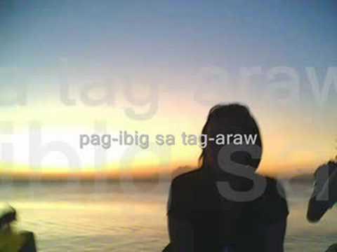 pag-ibig sa tag-araw by beth del rosario - nerry denilla