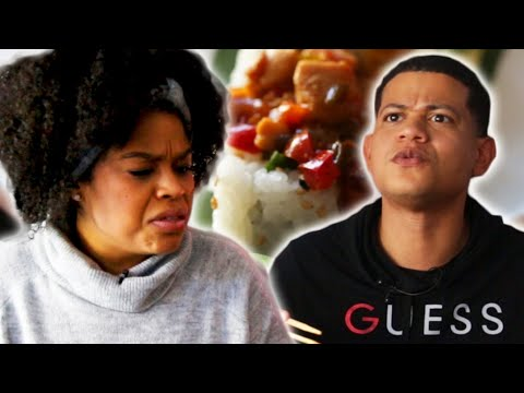 Dominicans Try Platano Sushi For The First Time