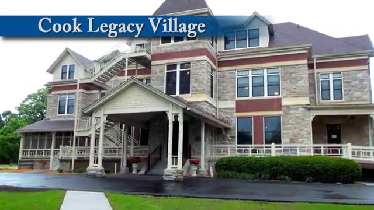 Davenport Iowa Cook Legacy Village Senior Apartments
