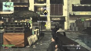 MW3 Online Gameplay (German) PS3 [HD]