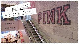 Vlog NY #8 ♡ Je dévalise Victoria Secret et magasin de geek...