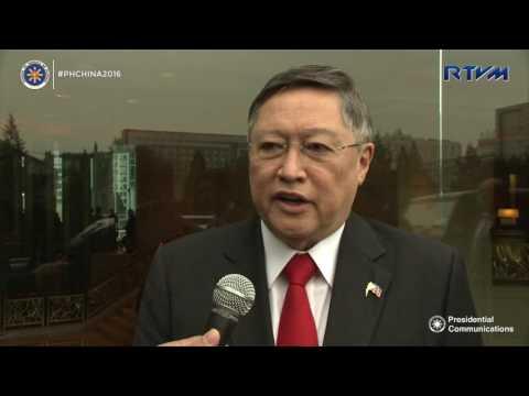 Interview with Finance Secretary Carlos Dominguez III 10/20/2016