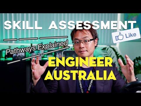 Skill Assessment Explained - Engineer Australia