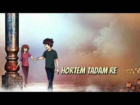 New Santali WhatsApp Status Video    Hortem Tadam Re    Mone Katha Creation