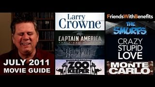 July 2011 Movies - Humorous Look at Summer 2011 Movie Releases
