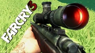 Far Cry 3 Sniper Assassin Gameplay