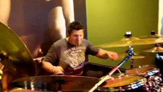 Drumsolo in Café Mombasa (Roadhouse)