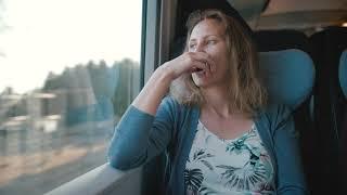 Brigitte fährt Zug – Das Soziale der Daseinsberchtigkeit