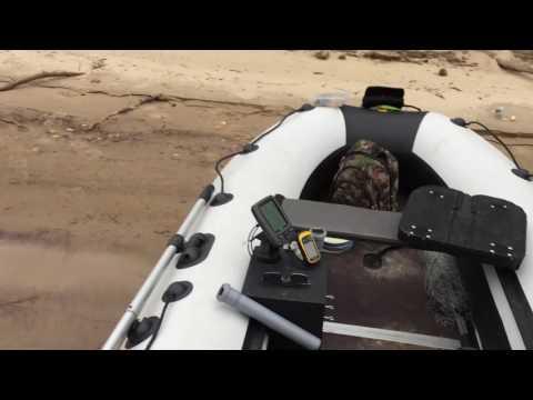 видео: Тюниг лодки пвх Ривьера 320ск.
