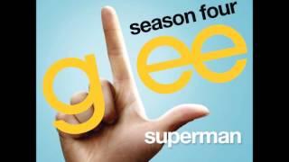 Glee Season 4 - Superman