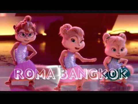 Chipettes Roma Bangkok