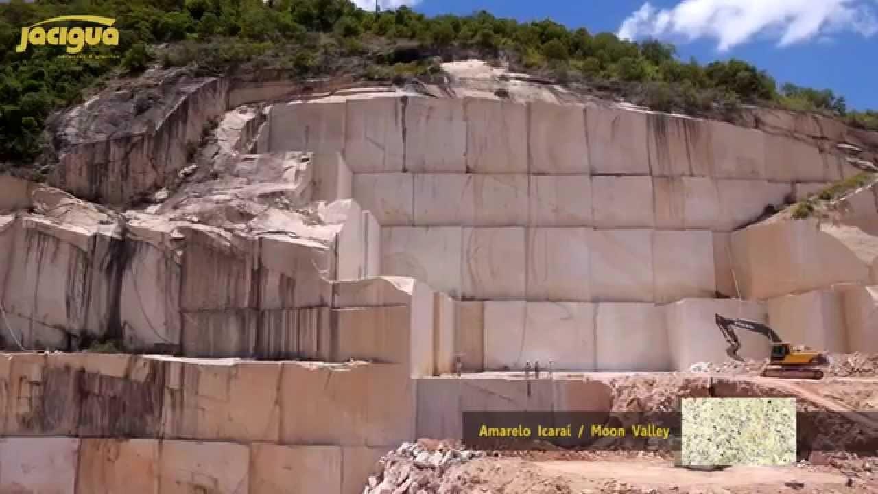 Granite Quarry Tour Brazil Youtube