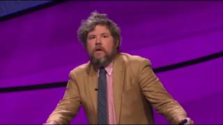 Austin Rogers Jeopardy Highlights Full Run