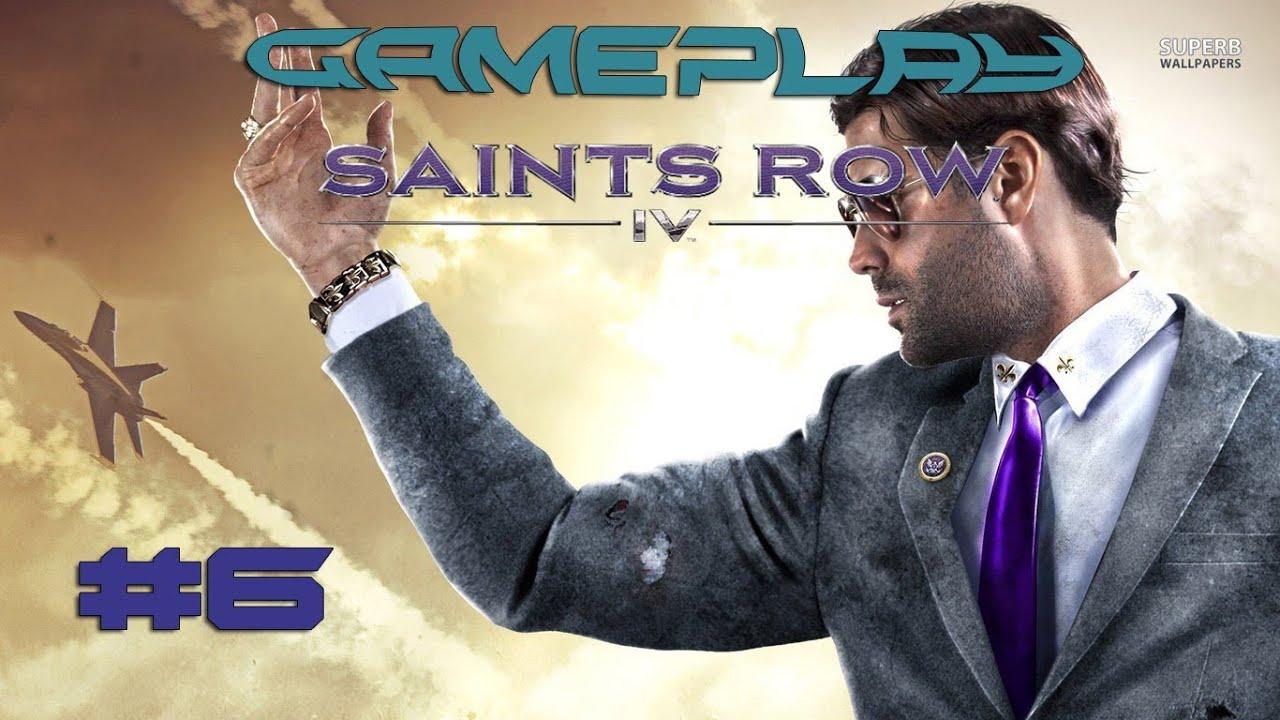 Saints Row IV Side Quest Walkthrough Part 11 - Loyalty
