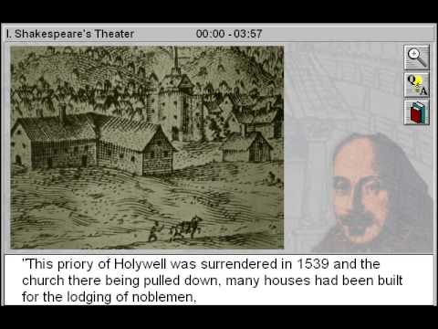 Shakespeare's Theatre (Shakespeare's Theatre & Shakespearean Stage Production Part 1)