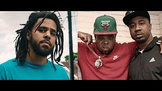 J. Cole Cut BENNY The Butcher Off DREAMVILLE Album
