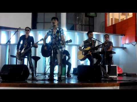 Nouvalz Band @bintaro plaza