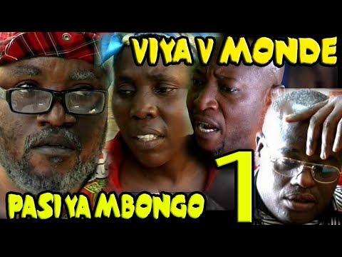 Théâtre congolais PASI YA MBONGO Ep. 1 avec paka lowi, kalunga, belvie, alain