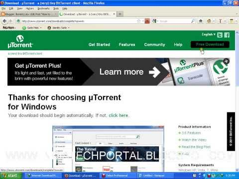 how to download torrent file with the help of torrentz.eu.flv