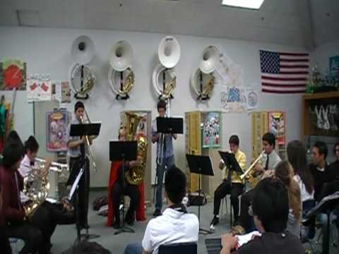 Rio Rico Busty Brass presents: Through the Fire and Flames