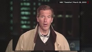 Brian Williams Timeline: What he said & when