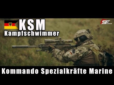 German Navy SEALs 🇩🇪• KSM•Kommando Spezialkräfte Marine | 2019 ᴴᴰ |