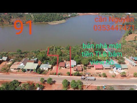 Bán nhà mặt đường TL6 bám views hồ đẹp DT 2000m2 có 200m TC ngay trung tâm giá 1.4tỉ LH 0353447471