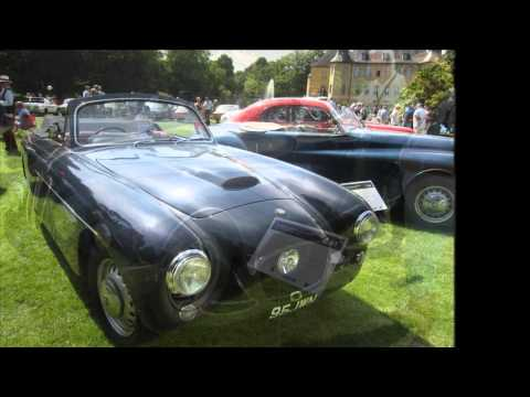 Bristol Cars - Jewels in the Park  Schloss Dyck 2015