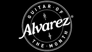 "Acoustic guitar ALVAREZ AG75WCE - Demo by Paolo ""Ballard"" Ballardini"
